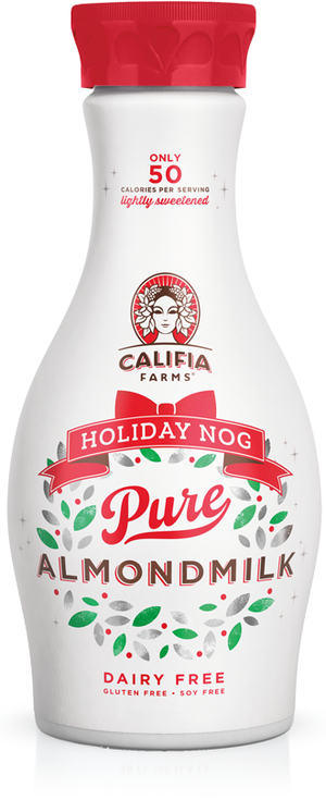 Califia Farms Adds Peppermint Mocha Cold Brew Coffee To