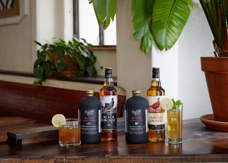 The Famous Grouse and Owl's Brew Team Up to Develop Custom Tea Blends for Cocktail Lovers