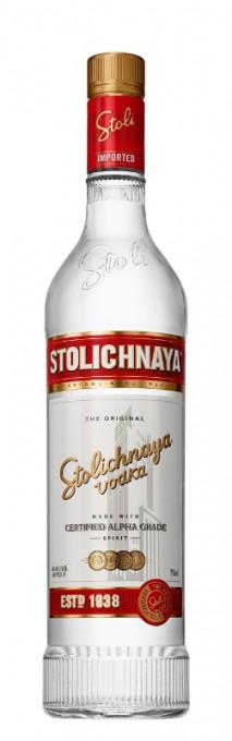 Stoli Vodka Re-Design