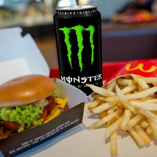 Distribution Roundup: Monster Enters McDonald's