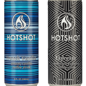 "HOTSHOT Introduces ""Grab and Go"" Premium Hot Coffee on ABC's Shark Tank"