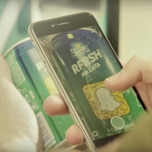 Press Clips: Sprite Uses Snapchat; Taco Bell Tests Out Rockstar Slushies