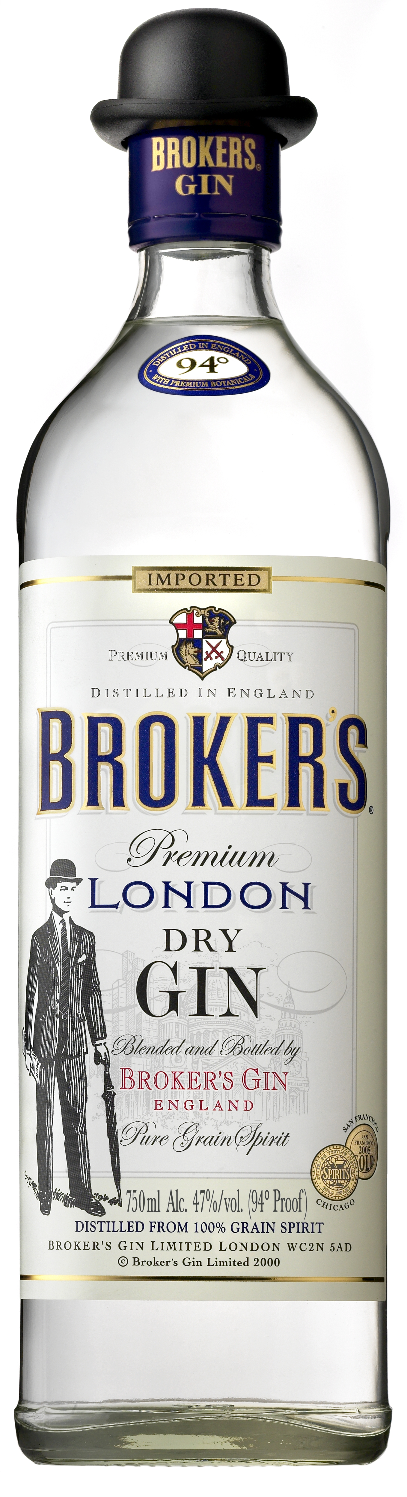 Mccormick Distilling Co Acquires Broker S London Dry Gin