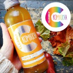 Review: Clearly Kombucha Pumpkin Spice