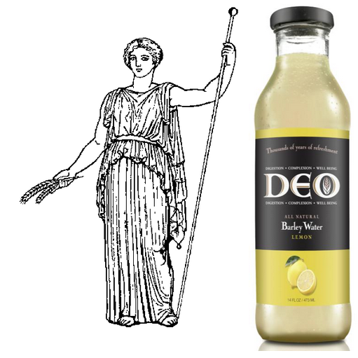 DEO Barley Water Names Christie & Co. its Agency on Record