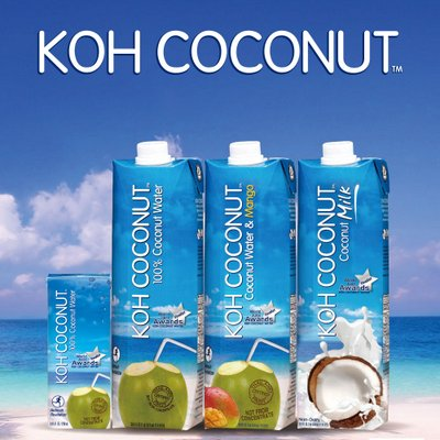 Distribution Roundup: More HPP Beverages Hit Whole Foods; KOH Coconut Water Heading to Sprouts