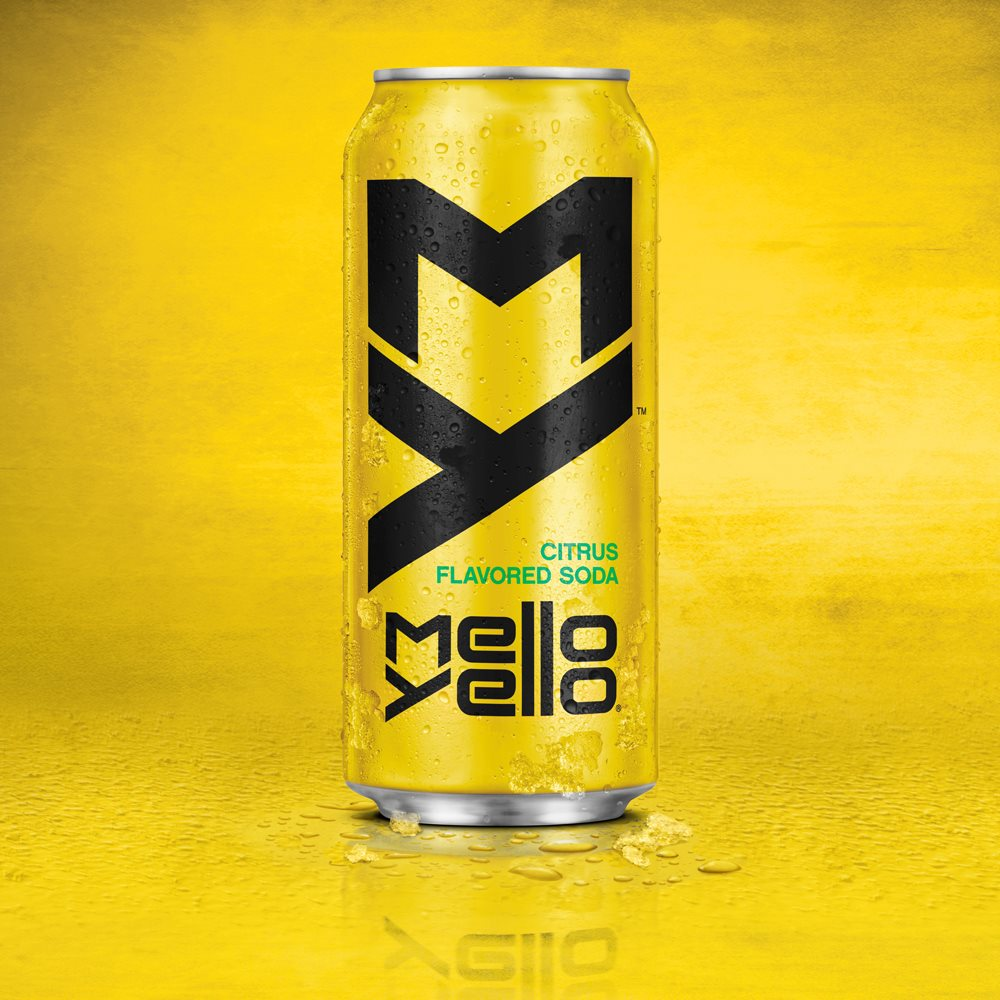 """Mello Yello Debuts New Look, Launches """"This is MY World"""" Marketing Campaign"""