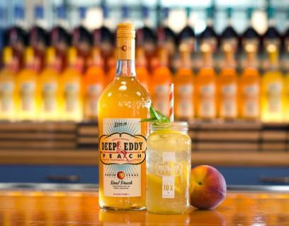 Deep Eddy Peach (PRNewsFoto/Deep Eddy Vodka)