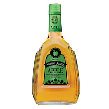 Christian Brothers Adds Apple Flavor to its Brandy Lineup