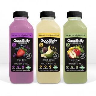 GoodBelly Protein Shakes