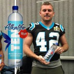 Press Clips: Alkaline Water Is a Big Hit with Super Bowl's Carolina Panthers