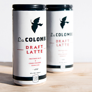 Review: La Colombe Draft Latte