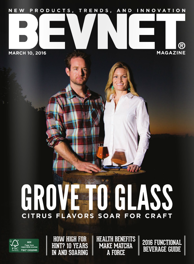 Grove to Glass: Citrus Flavors Soar for Craft