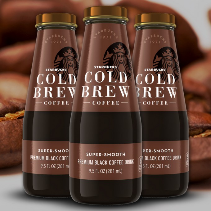 Starbucks to Launch RTD Cold-Brew This Summer