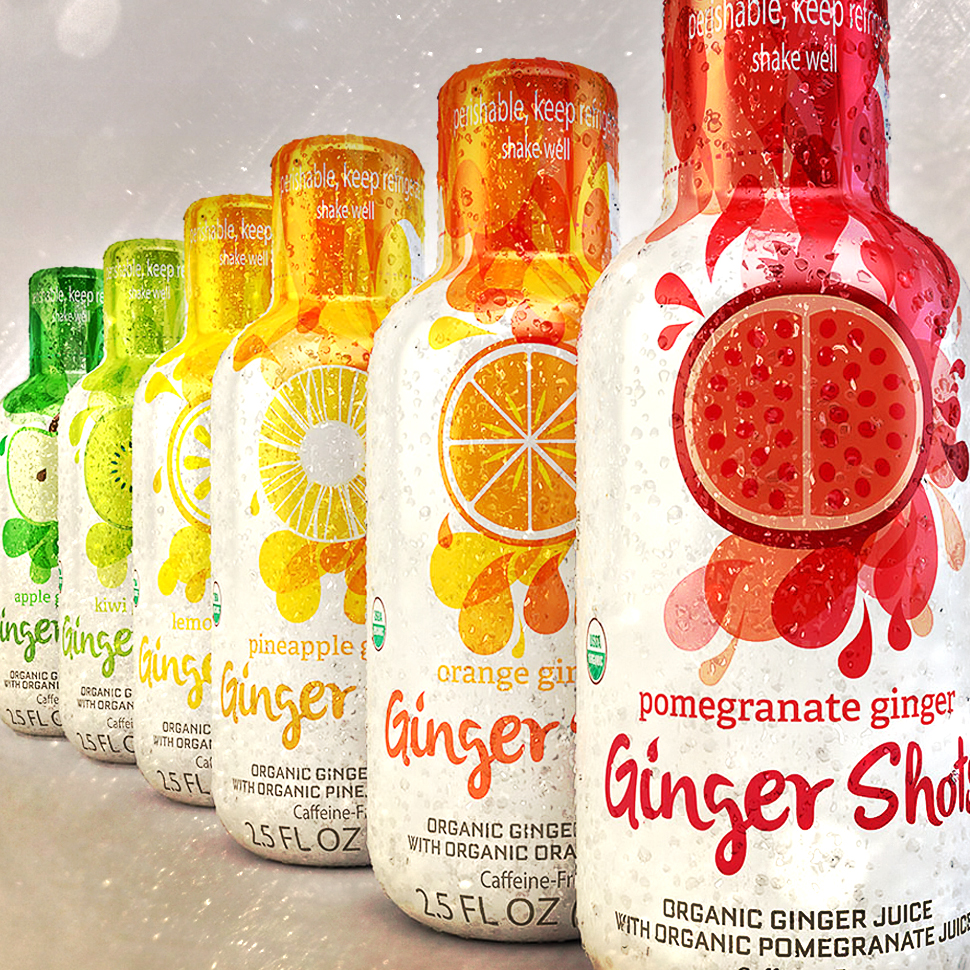 Ginger Shots: Great Concept, But Still Room For Improvement