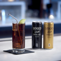 Pepsi Introduces New 1893 Line in Original and Ginger Cola Flavors