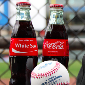 Reyes Holdings Coca-Cola Operation Secures Coke Multiyear Partnership with White Sox