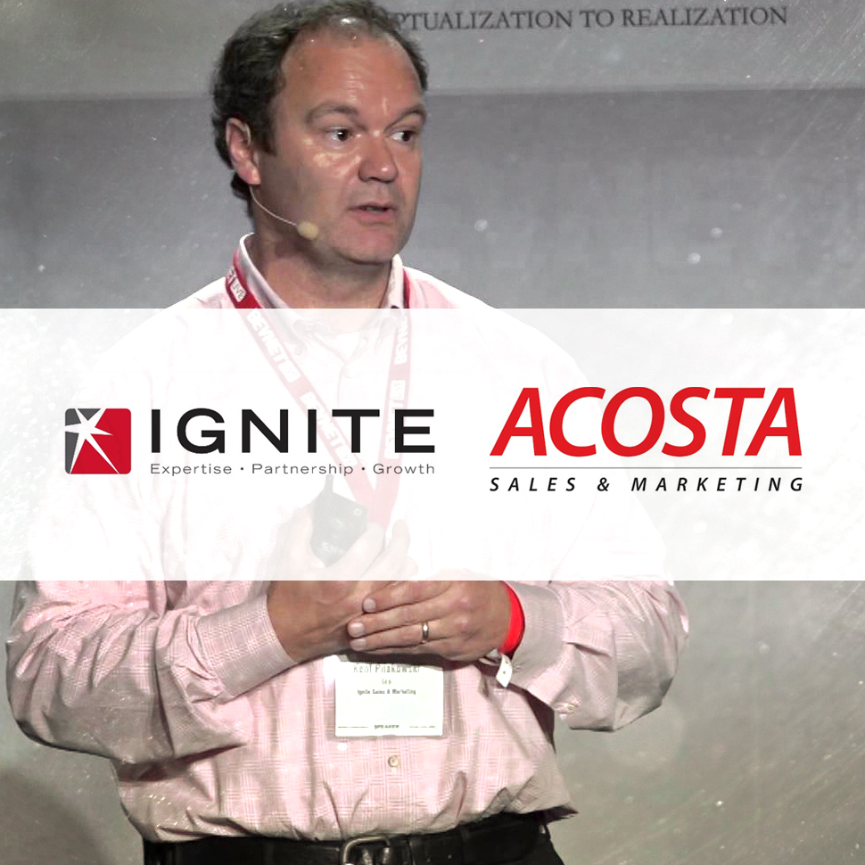 Selling The Sales Team: Acosta Buys Ignite Sales & Marketing