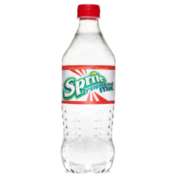 Sprite Brings Back Tropical Mix Flavor