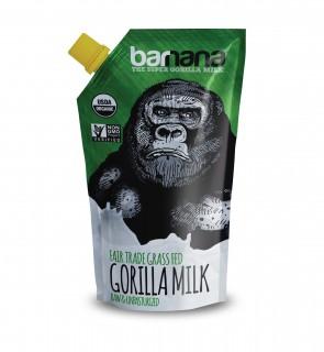Barnana Gorilla Milk (PRNewsFoto/Barnana)