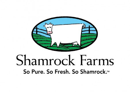 Shamrock Farms Launches New Brand Campaign, Effort to Support MilkPEP's sponsorship of the U.S. Olympic Team (PRNewsFoto/Shamrock Farms)