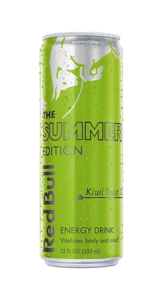 Red Bull Launches Limited Edition Kiwi Twist Flavor