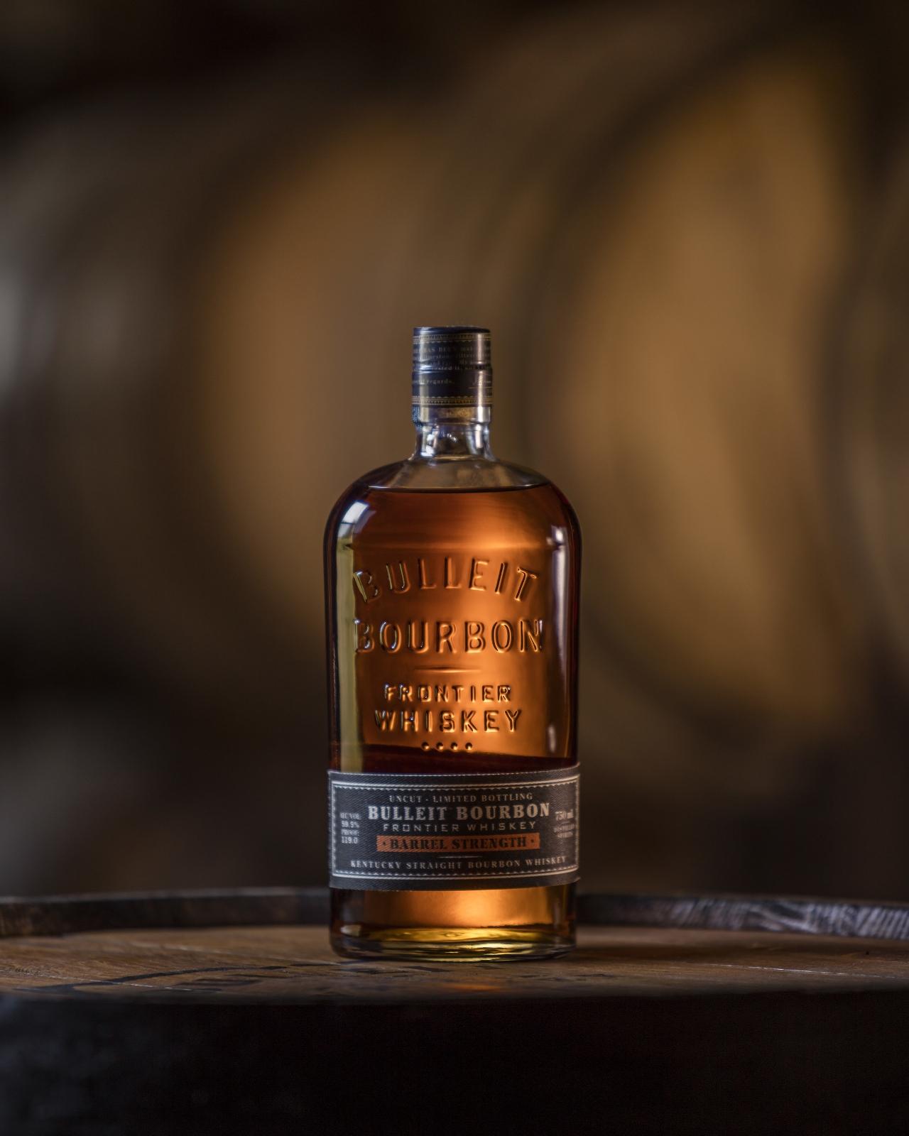 For Bulleit Bourbon Barrel