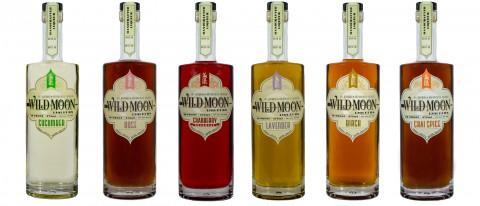 Hartford Flavor Company's Wild Moon Liqueurs Now in Rhode Island