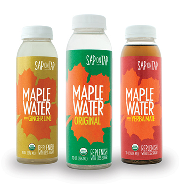 Sap on Tap Maple Water Enters Whole Foods' Pacific Northwest Region
