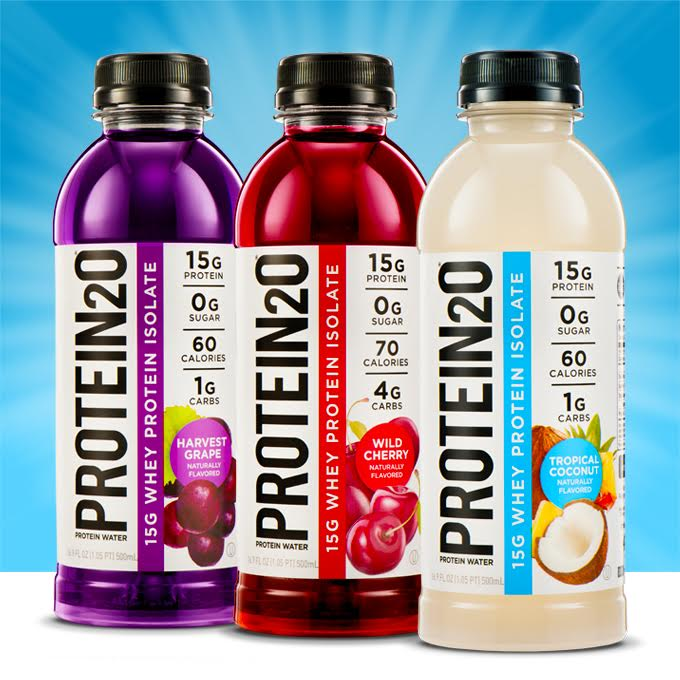 Protein2o Now Available at Rite Aid Stores Nationwide