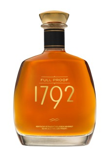 1792 Full Proof Bottle