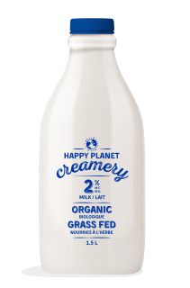 Happy Planet launches Happy Planet Creamery - Dairy as good as it can be!