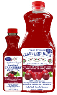 Sales Guru Gigi Fernald Joins Bluewater Farms Cranberries