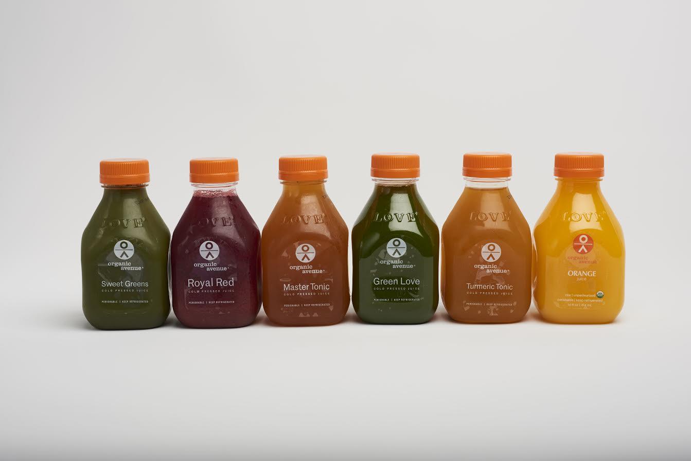 Organic Avenue Juice Review