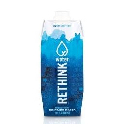 RETHINK Brands Launches RETHINK Water