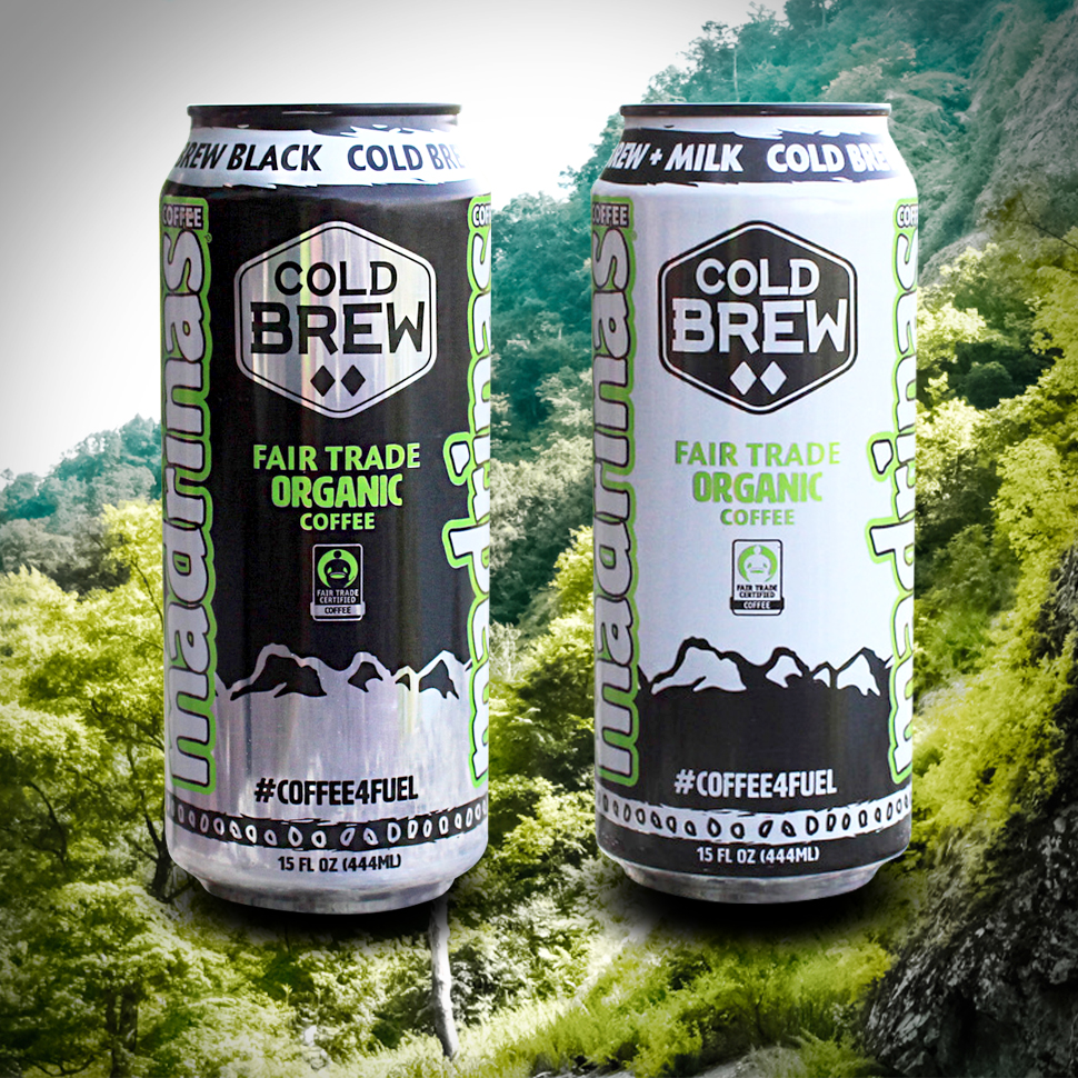Madrinas Cold Brew Coffee