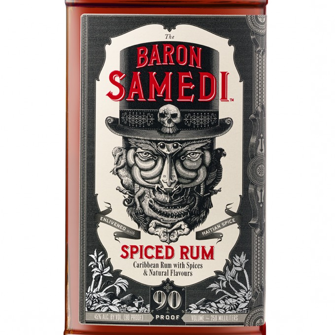 Campari America Introduces The Baron Samedi Spiced Rum