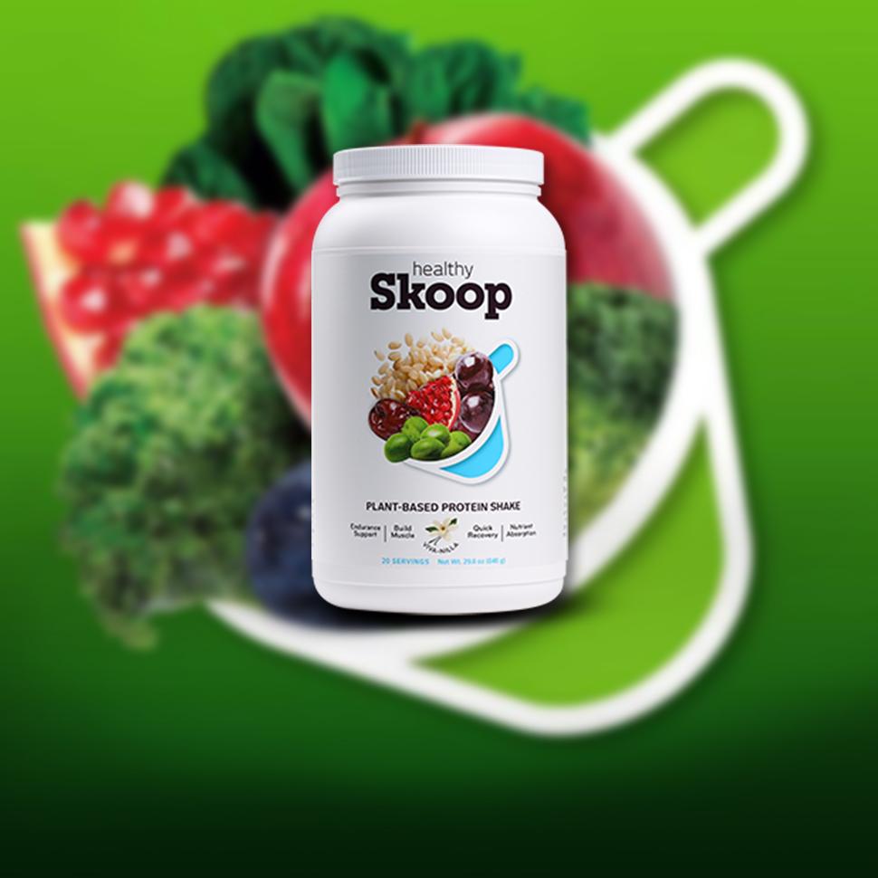 Skoop Snags $1.1 Million For Plant-Based Nutrition Line