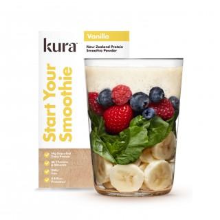 Kura Protein Smoothie Powder, Vanilla
