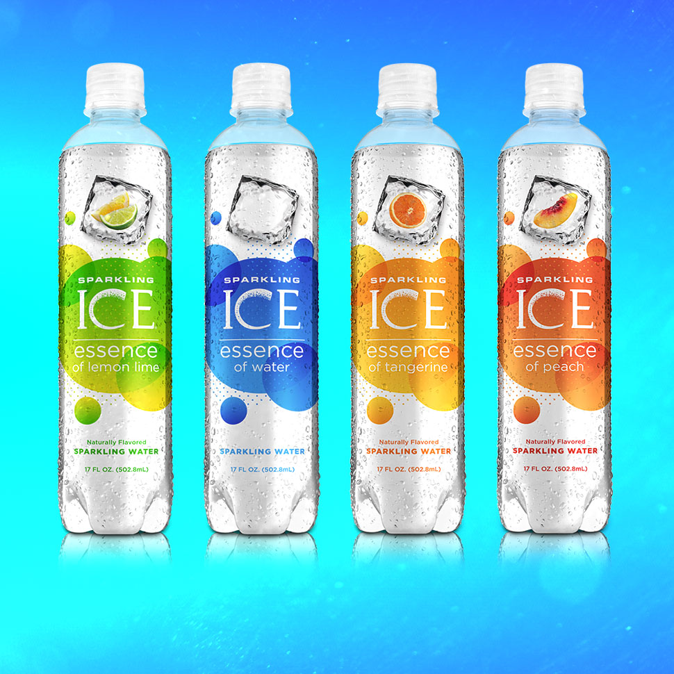 "Review: Review: Sparkling Ice ""Essence of Water"""