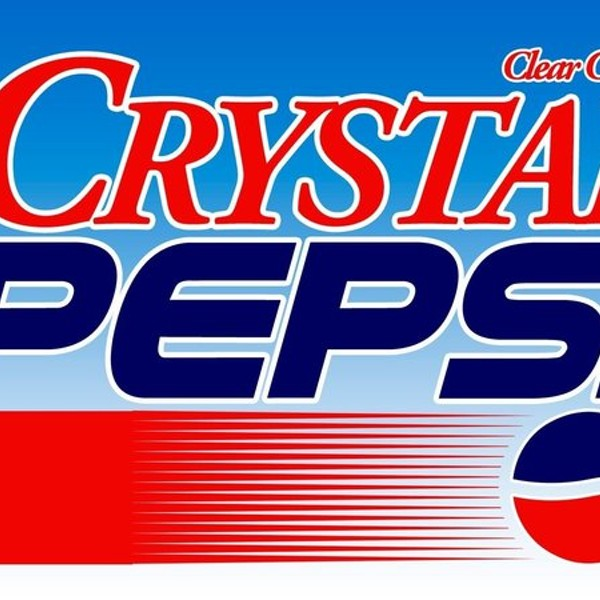 Pepsi Announces Limited-Time Return of Crystal Pepsi