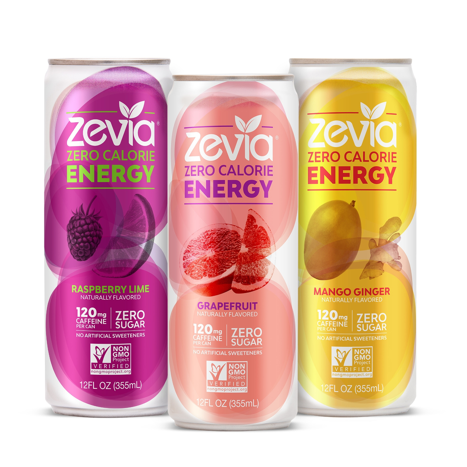 Zevia Launches Energy and Sparkling Water Line Extensions