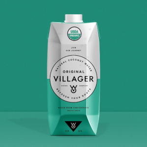 Villager Goods Set to Launch Coconut Water this Fall