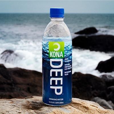 Kona Deep's Efficacy Demonstrated in Human Hydration Study From the University of Arizona