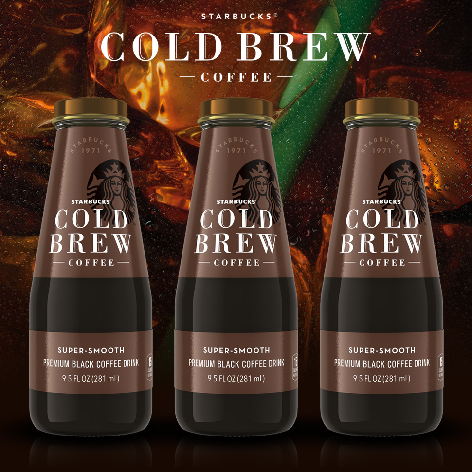 Review: Starbucks Finally Joins the RTD Cold-Brew Space