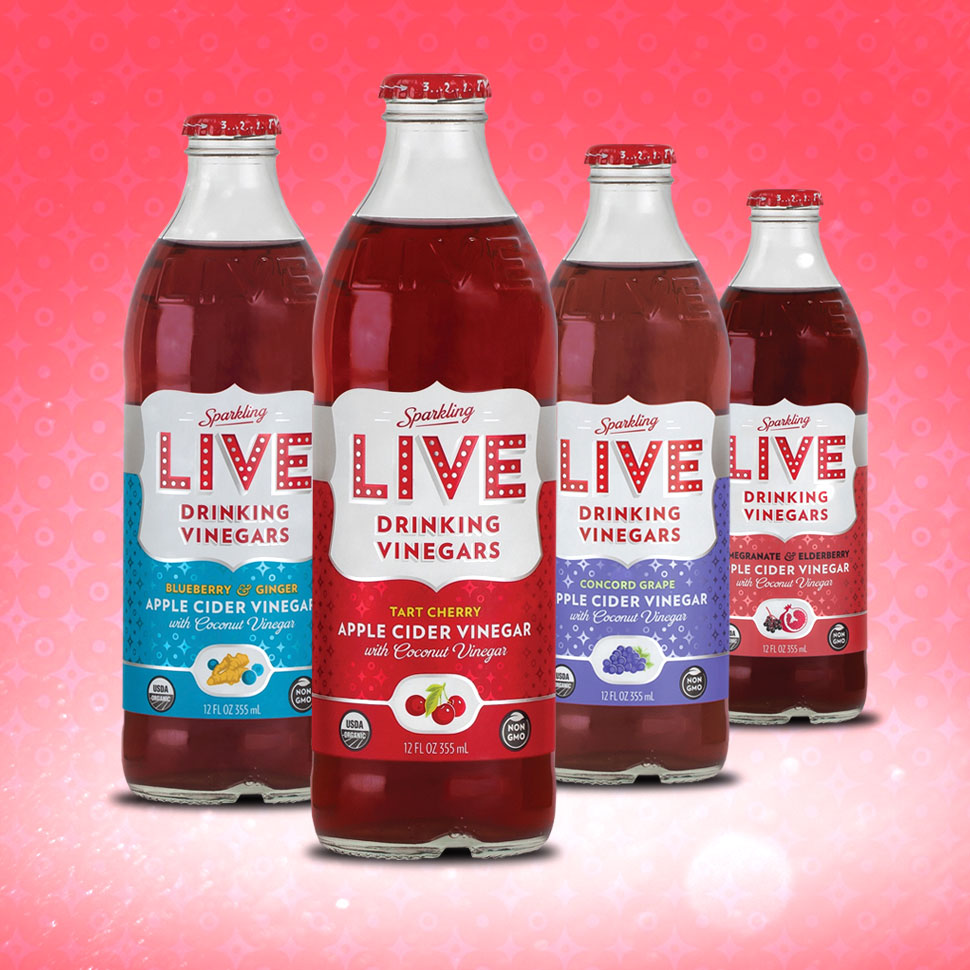 Review: LIVE Sparkling Drinking Vinegars