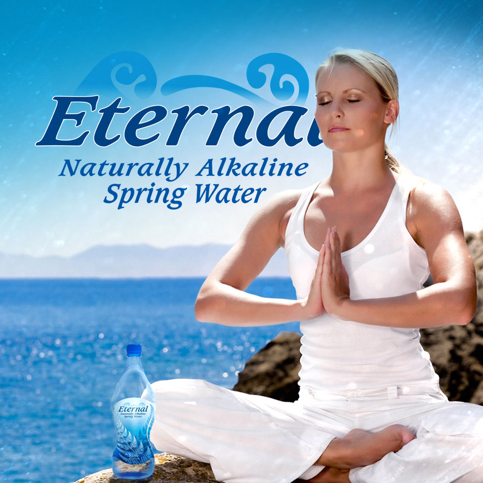 Eternal Water Makes its Move into Conventional, Enters 1,600 Walmart Stores