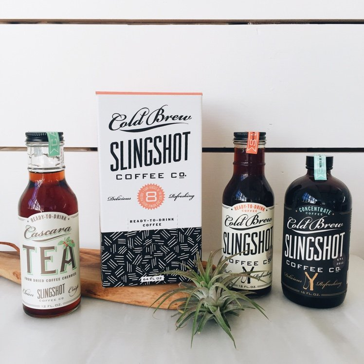 Slingshot Coffee Co. Completes Series A Funding Round