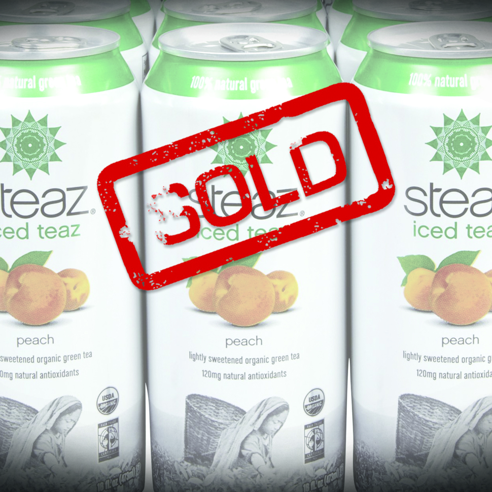 """Steaz Sold to """"Privately-Held Strategic Buyer"""""""