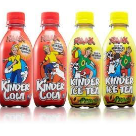 Kinder Cola Taps Constantia Flexibiles for New Shrink Sleeve Labels